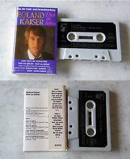 ROLAND KAISER Dich zu Lieben .. 1981 Hansa Club-Edition MC TOP