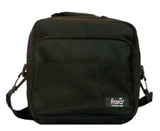 Faro Aviation Premium Pilot Headset Bag - Black - Fits Any GA Headset
