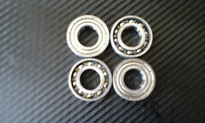 17mm Go kart Front wheel bearing SET. 4x low friction, TONY ARROW PCR CRG OTK