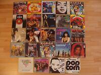 Singels Sammlung Disco,Rock,Pop,Sehr gut Excellent