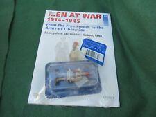 DEL PRADO No 23 MEN AT WAR 1914-1945 WW 2 FREE FRENCH ARMY OF LIBERATION 1940