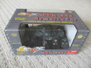 2002 The Ultimate Soldier 1:32 WWII German SDK 222 Armored Car NIB #20250 *