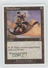 2001 Magic: The Gathering - Core Set: 7th Edition #297 Flying Carpet Card 0n8