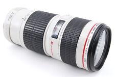 [EX+++] Canon EF 70-200mm f/4 L USM AF Tele-Zoom Lens from Japan