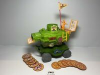 PIZZA THROWER - TMNT - Original Teenage Mutant Ninja Turtles - VINTAGE