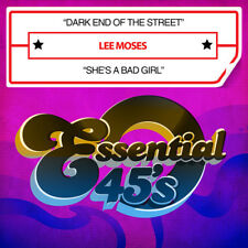 Dark End Of The Street / She's A Bad Girl - Lee Moses (2017, CD NIEUW)