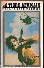 TITRES SF n°34 - PHILIP JOSE FARMER - LE TIGRE AFRICAIN - 1980