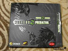 Aliens Versus Predator 2 (PC, 2001) aliens vs predator 2 sierra Multi english