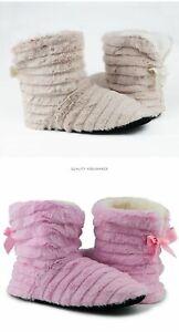 Women Winter Slippers Warm Ladies Home Plush Soft Fashion House Faux Fur Shoes