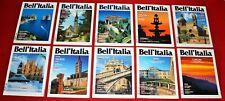 Bell'Italia lotto 10 riviste numeri 171-172-173-174-175-176-177-178-179-180