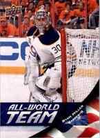 2011-12 Upper Deck All World Team Ryan Miller #AW28