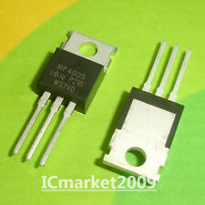 50 Pcs Irf4905 To 220 F4905 Irf4905pbf P Channel Mosfet Transistor 55v 74a