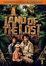 NEW 3DVD SET // Land of the Lost: Season //  Sid & Marty Kroff t/  6HOURS 30MIN