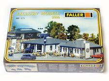 Faller Exclusiv Modell 975 HO H0 1/87 Bausatz THW technischen Service