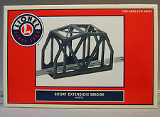 LIONEL FASTRACK IRON BRIDGE train fast track scenery 6-62716