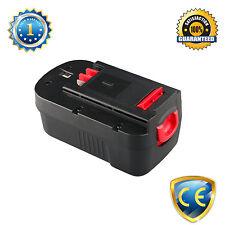 18v 2.0ah Battery for UK Black and Decker B & D Glc2500 Cordless Strimmer A1718