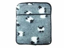 Hotties Microwave hot water bottle - Cuddly Warm Sheep Sherpa (Grey)