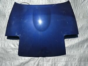 90-97 MAZDA MX-5 MIATA OEM Hood SHELL PANEL ALUMINUM Starlight Blue