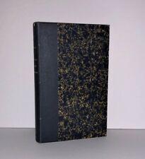 BIBLIOGRAPHIE DE L'ORDE DES TEMPLIERS Signed 1928 1st Ed Dessubre French HC Rare