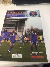 Away Teams S-Z West Bromwich Albion Football Programmes