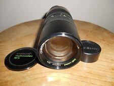 Chinon Zoom 1:4.5/85-210mm (M42 tornillo de montaje)