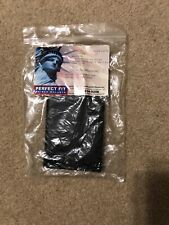 Perfect Fit Shield Wallet 100-D2 Badge Cut 21 Leather B448 M355 SW365 New