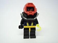 Lego Figur Aquazone Aquashark aqu007  tr. gelbe Hakenhand  Set 6104 6135 6190