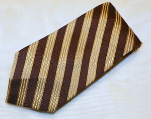 NEW BROOKS BROTHERS [ MAKERS ] men's tie 100% Silk Made in United States