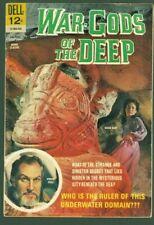 War Gods of the Deep VG/Fn Vincent Price Dell Comics *CBX16A