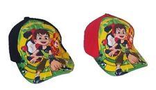 Kappe Ben 10 Kappe für Kinder Sonnenschutz Basecap Kappy, Kap Cap Hut Cappy Neu