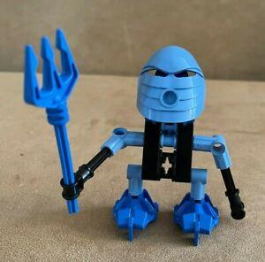 8543 Lego Complete Matoran Nokama Bionicle action figure blue