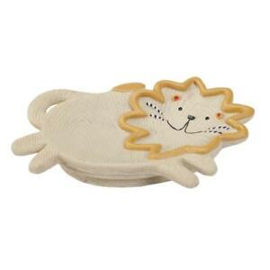 Creative Bath Animal Crackers Lion Resin Soap Dish