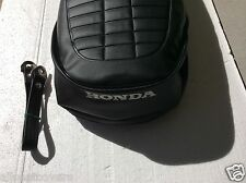HONDA CB500 CB550 74-76 Four  Best Quality  New REPLACEMENT SEAT COVER+Strap