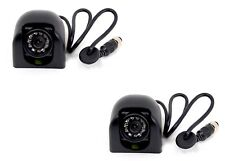 1/3 CCD Color Sensor Infrared Led Left/Right Rear View Camera IR Night Vision
