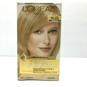 Loreal Paris Superior Preference 9G Light Golden Blonde Warmer Hair Color