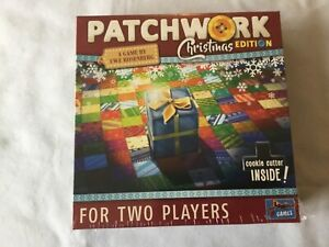 Patchwork Christmas Edition with cookie cutter