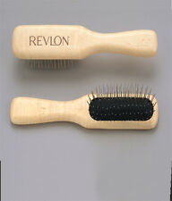 Revlon Wooden Hair Brush - ideal for hair or for wigs, hairpieces etc