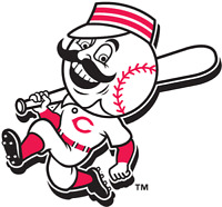 Cincinnati Reds MLB Color Die-Cut Decal / Sticker *Free Shipping