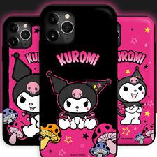 Genuine Kuromi Rock Magnetic Door Bumper Case Galaxy Note20 Note20 Ultra Case