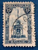Timbre BELGIQUE  - PERRON DE LIÈGE - LUIK - 5000 Exemplaires