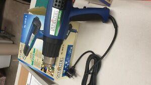 Steinel VHL1810S +600°C max Heat Gun, 220 - 240V AC, 1.8kW, 240V - HL1810S 240V