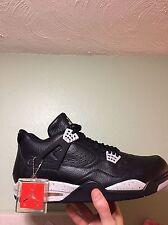 Men's Nike Air Jordan 4 Retro LS Size 17 (314254 003)