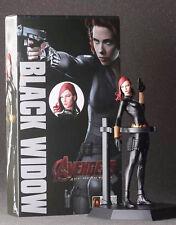 Marvel Avengers BLACK WIDOW Agent Natasha Romanoff Action Figures Kid Crazy Toys