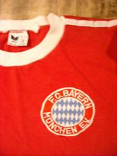 ADIDAS ERIMA BAYERN MUNCHEN MONACO 70's munich trikot JERSEY shirt no matchworn