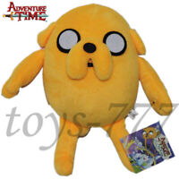 "Adventure Time With Finn Jake 8"" Stuffed Animal Cartoon Plush Toy Teddy Doll"