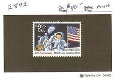 US Scott #2842 1994 $9.95 Moon Landing / Express Mail M