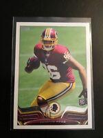 2013 Topps #317 JORDAN REED ROOKIE RC Redskins  Great Card Look !