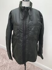 BNWT Barbour International TENNANT SAGE GREEN WAXED COTTON JACKET ,XL  RRP £229