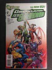 Green Lantern New Guardians #1 - B Cover - New 52 - DC Comics  - NM