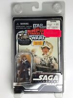 STAR WARS SAGA COLLECTION THE EMPIRE STRIKES BACK HAN SOLO (HOTH OUTFIT) #40172